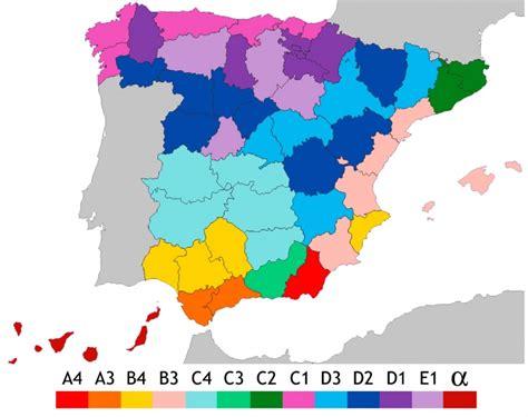 zonas climaticas de espana las ce3x 191 qu 233 cambia en la versi 243 n 2 1