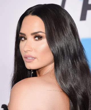 demi lovato sorry not sorry hairstyle demi lovato instyle