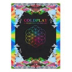 coldplay full album coldplay a head full of dreams lithograph