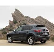 CX 5 Compact Crossover On Test Drive Southern California Nov 2011