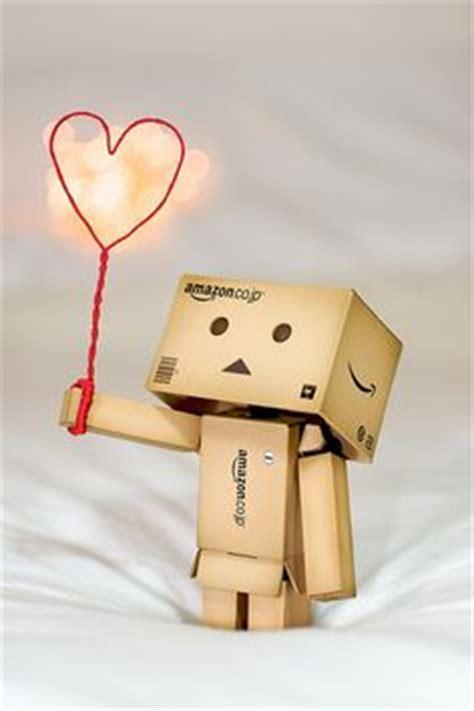 Danbo Papercraft Edisi Wedding danbo i you danbo danbo and box