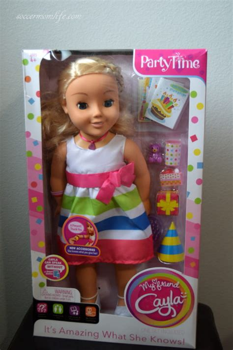 my friend cayla on my friend cayla time interactive doll soccer