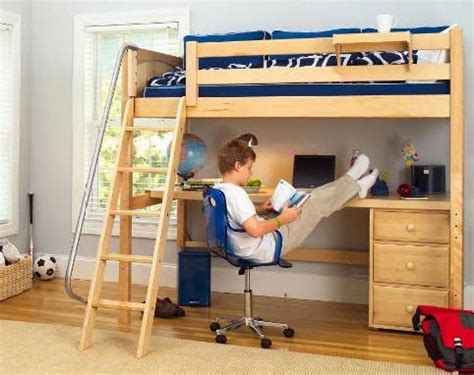 loft bed with desk for low ceiling low ceiling bunk bed plans wooden pdf 512 woodworking