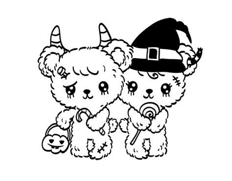 imagenes de halloween para colorear dibujos de ositos zombie para colorear dibujos de