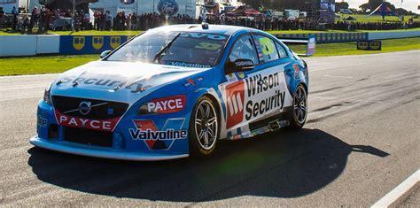 volvo wont feature   australian supercar championship grid