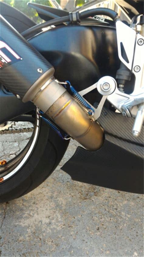 Motorrad Auspuff Feder by 6x Edelstahl Haken Halterung Motorrad Auspuff Feder