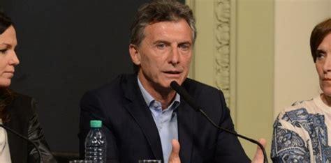 adicional que anuncio macri 2016 mauricio macri se compromete a modernizar el estado argentino