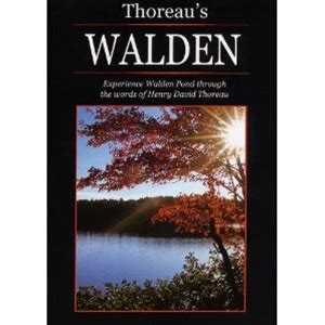 walden book price thoreau s walden dvd