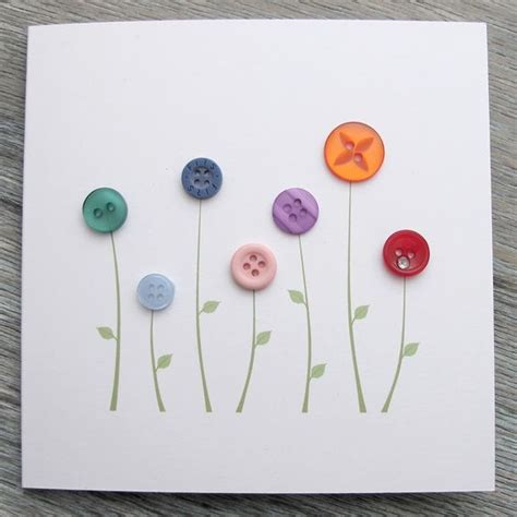 button card template using buttons on your cards crafty bug