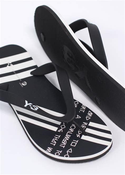 adidas y3 sandal y3 adidas yohji yamamoto yohji flip 2 flip flop