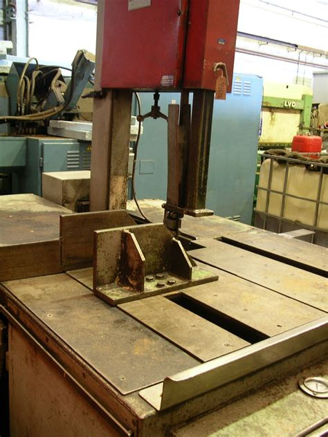 bandsaw vertical bauer vg  sale