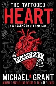 tattooed heart today show the tattooed heart messenger of fear 2 by michael