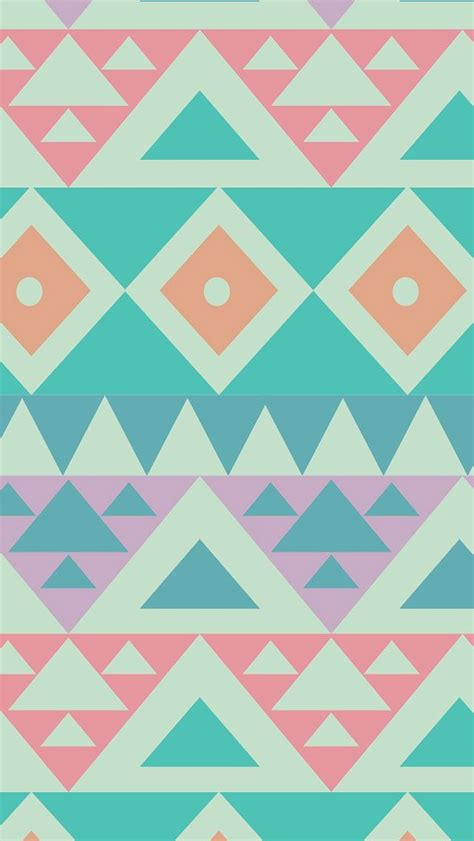 tribal pattern pastel wallpaper tribal print background backgrounds pinterest tribal
