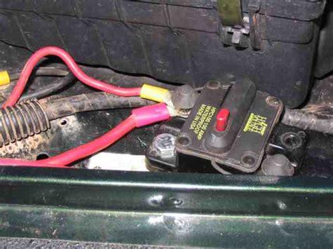 ac capacitor tripping breaker compressor trips breaker 187 compressor pro