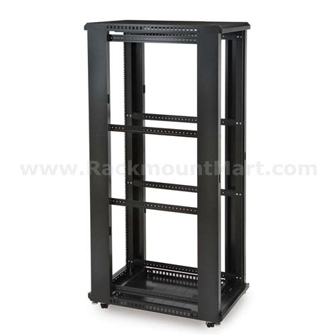 Open Rack cr1209 a 42u open frame server rack