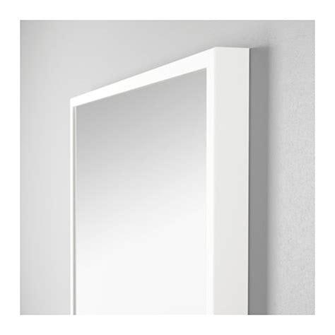 Ikea Spiegel Stave by Stave Mirror White 70x70 Cm Ikea