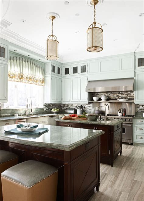 traditional kitchens with islands 12 great kitchen island ideas traditional home