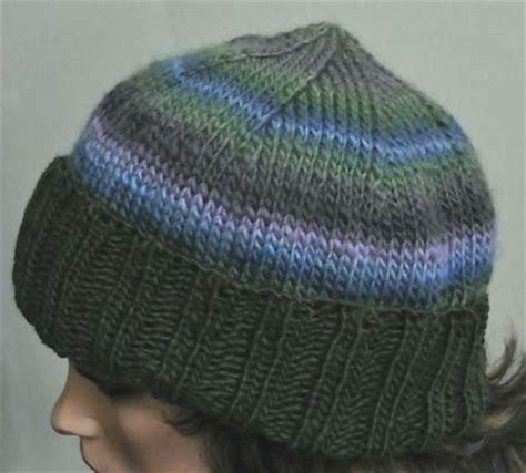 how to knit ribbing on circular needles poof hat knitting pattern note if you desire a tighter