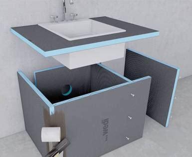 freistehende wandsysteme gestalten konstruieren wedi de