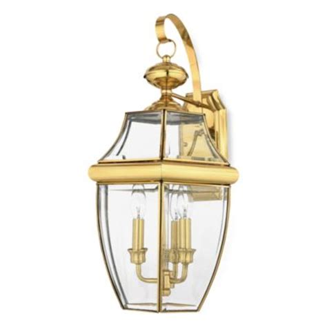 Brass Outdoor Light Fixtures Buy Brass Lighting Fixtures From Bed Bath Beyond
