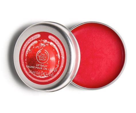 Lip Gloss The Shop the shop frosted cranberry lip balm reviews photo