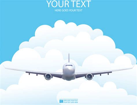 Airline Background Check Elements Of Airlines Background Design Vector Free Vector In Encapsulated Postscript
