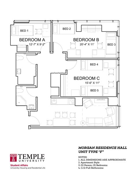 Morgan Hall | University Housing and Residential Life