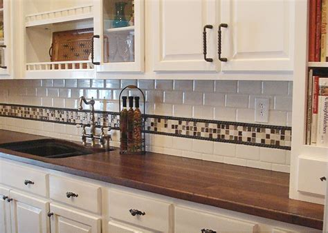distressed black walnut countertop for the home