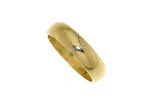 fede nuziale mantovana fede nuziale mantovana in oro giallo vendita oro