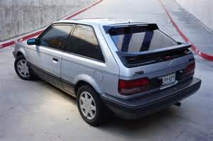 uing mazda cars car of the week 1988 mazda 323 gtx ny daily news