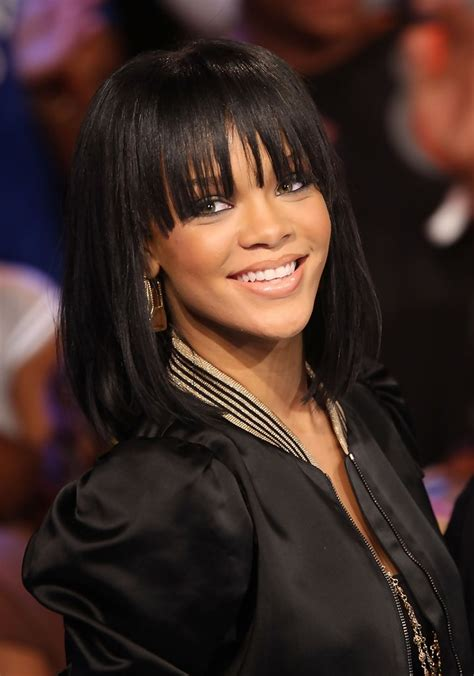 Rihanna Sports Some Killer Heels At Bets 106 Park In New York by Bet 106 Park Presents Latifah Rihanna Zimbio
