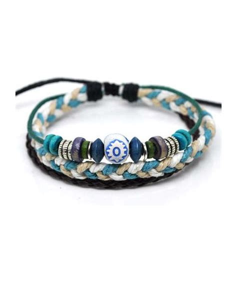 hemp beaded bracelet pack