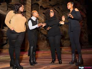 the color purple oprah buzzing oprah winfrey treats 20 of students from