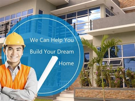 build your dream house we can help you build your dream home
