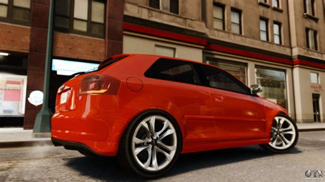 Audi S3 2010 by Audi S3 2010 V1 0 For Gta 4