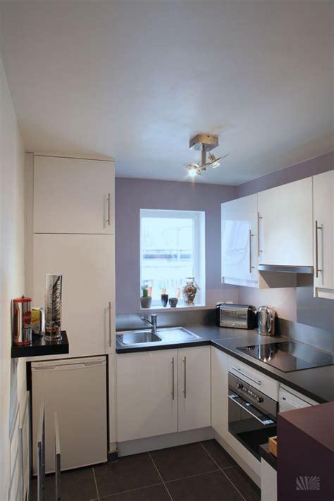 cuisine 駲uip馥 petit espace une cuisine ikea 233 l 233 gante pour petits espaces