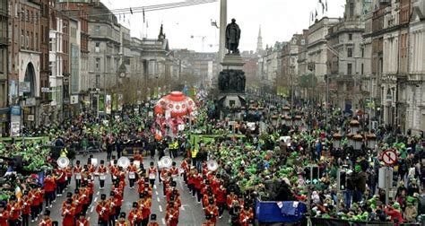 st s day parade dublin ireland live dublin st s day parade 2016 events route map
