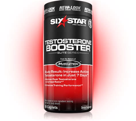 test booster testosterone booster six pro nutrition