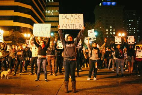 miles brown oakland university protest erupts in oakland following ferguson grand jury