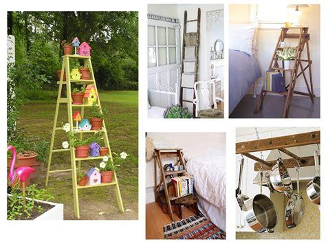 blogs de bricolaje bricolaje facilisimo 4 ideas para tunear una escalera de mano bricolaje