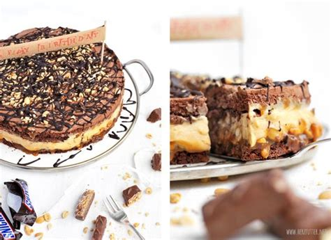 snickers kuchen vegan 25 best ideas about snickers torte on