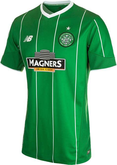 Jersey Glasgow Celtic Home 1516 new balance celtic 15 16 kits revealed footy headlines
