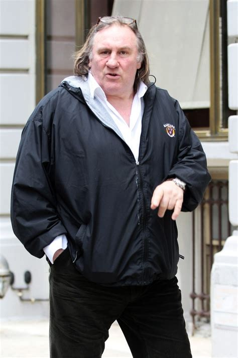gerard depardieu usa g 233 rard depardieu in new york zimbio