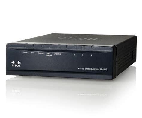 Router Di Malaysia cisco rv042 dual wan vpn 4 port router