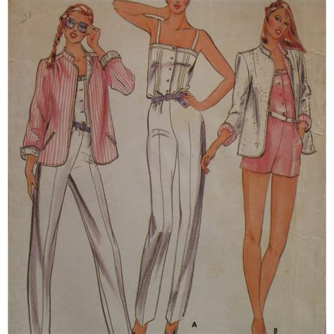 pattern for jumpsuit womens jumpsuit pattern sewing projects pinterest