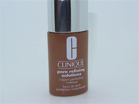 Foundation Clinique Pore Refining clinique pore refining solutions instant makeup
