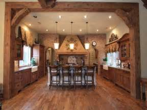 rustic kitchen design idea decobizz com