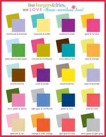 Colorcombos by Try These Color Combos Sassywalls Sassy Colors