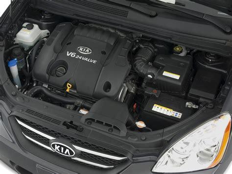 2008 Kia Optima Engine Image 2008 Kia Rondo 4 Door Wagon V6 Ex Engine Size