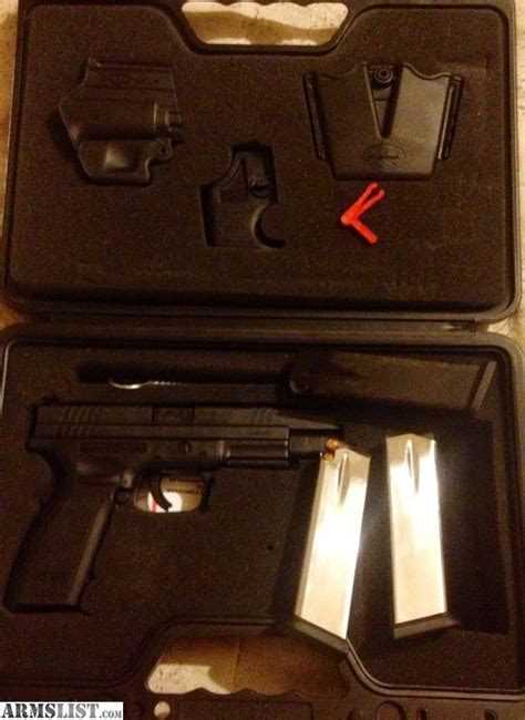 armslist for sale trade like new springfield xd 40 tactical